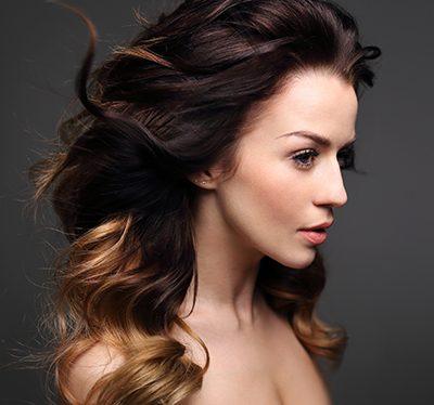 Mehr Volumen für die Haare