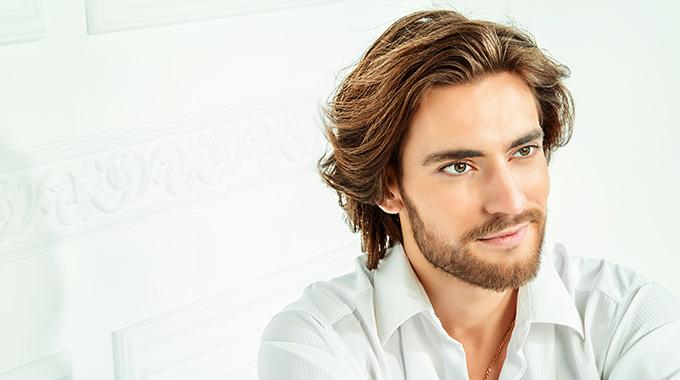 Mittellange Haare Mannerfrisuren