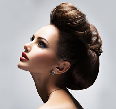 Pompadour Frisur Fur Frauen Und Manner