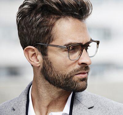 Graue Haare bei Männern