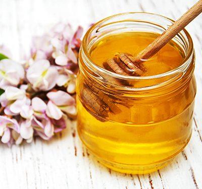 Haarpflege mit Honig