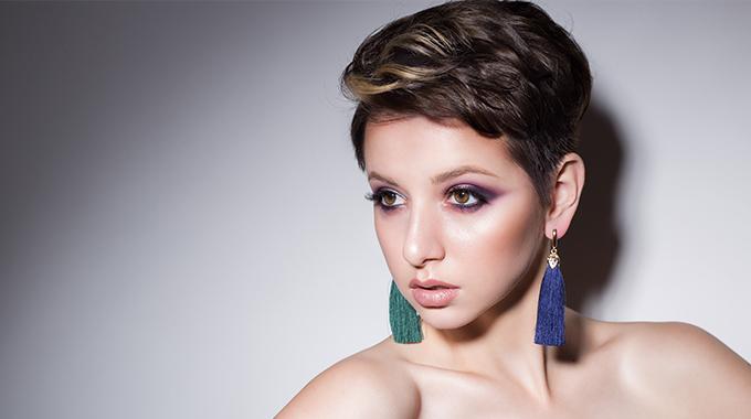 Pixie Cut Frisur Fur Tapfere Frauen