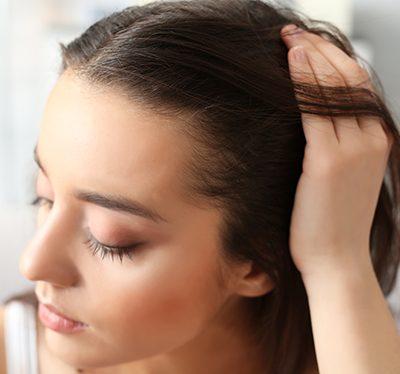 Schwache Haare