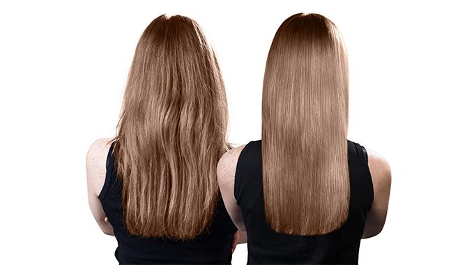 Haarspitzen